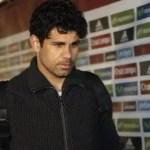 Diego Costa vuelve a Londres tras revisión médica con la selección española