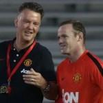 Van Gaal pone la pilas al capitán del Manchester United