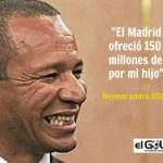 El padre de Neymar desvela la oferta que el Real Madrid hizo por su hijo