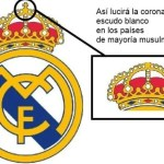El Real Madrid quita la cruz del escudo