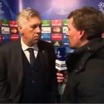 Ancelotti calienta el clásico aludiendo a la falta de autoridad de Luis Enrique