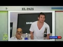 Asesor de Messi admite desvio de dinero a paraisos fiscales