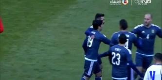 Banega confirma su estado de forma marcando con Argentina (video)