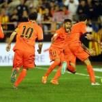 La espera tensa del Barça