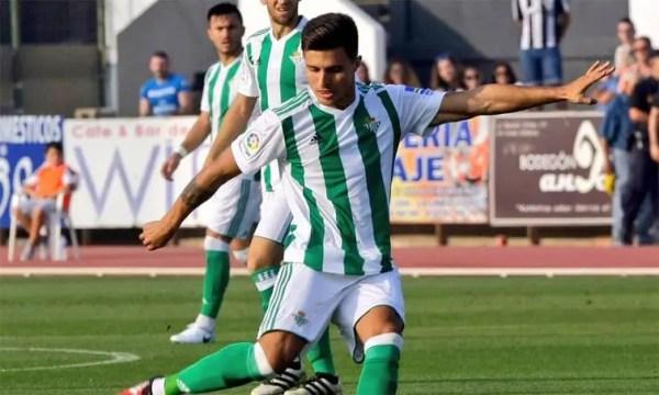 Narváez chuta a puerta esta pretemporada (Foto: futbolete)