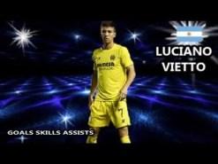 Lo mejor de Luciano Vietto en 2015 (video)