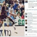 Gran autocrítica de un jugador del Málaga CF después de su error