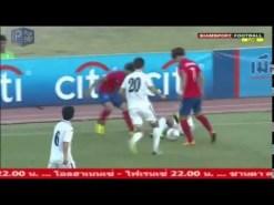 Violencia extrema en el Uzbekistán – Corea del Sur sub21 (video)