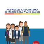 Actividades anti consumo de tabaco 7° básico, MINSAL.