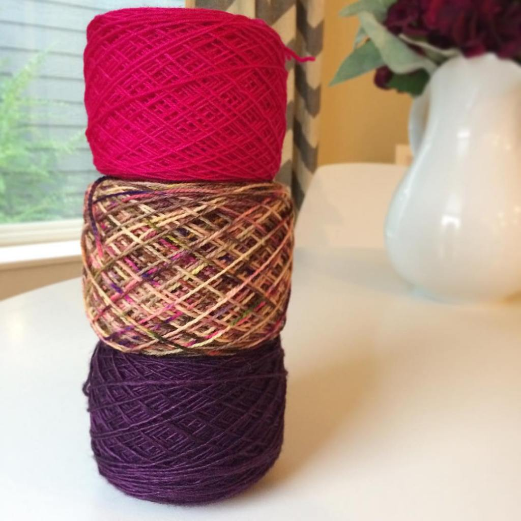 my colors for thedoodler westknitskal2015 Ive made a bit ofhellip