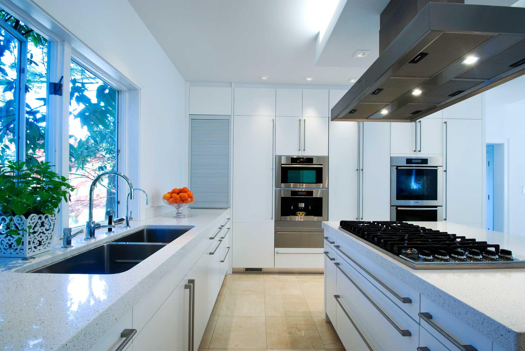 kitchen remodeling portfolio kitchen remodeling rockville md White Kitchen Remodeling Project