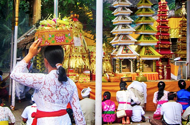 Ubud Bucket List - ceremony