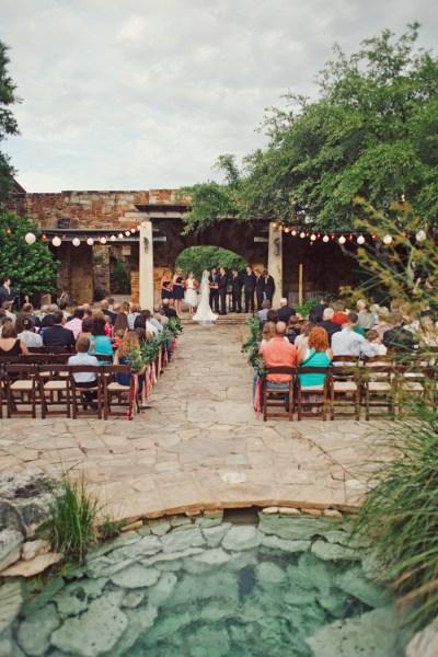 Austin Texas Garden Wedding Venue - Elizabeth Anne Designs ...