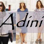 Adini Ladies Clothing brand