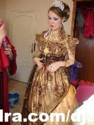blouza oranaise haute couture 2015