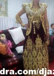 مودلات رائعة لجديد تصديرة العروس الجزائرية