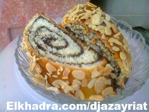 حلويات العيد :كروكي رولي