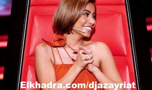 "شاهد بالفيديو .. ""شيرين"" تصوت لمتسابق جزائري بحذائها في ""The Voice"" .."
