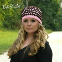 Kodey's Beanie - A Free Crochet Hat Pattern!