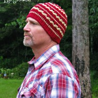 Autumn Dew - A Free Crochet Beanie Hat!