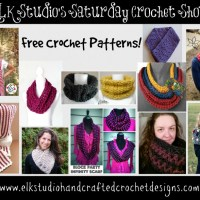 ELK Studio's Saturday Crochet Show #18
