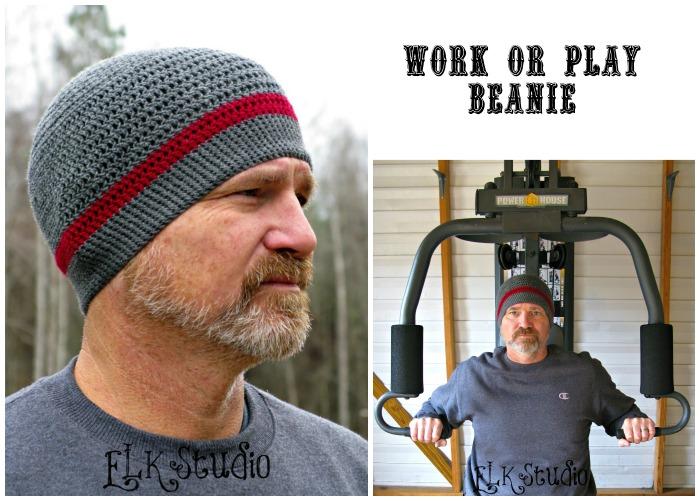 Work or Play Beanie!