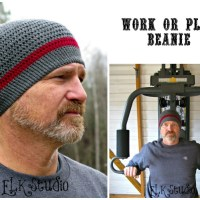 Work or Play Beanie!