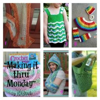 """Making it thru Monday"" Crochet Review #91"