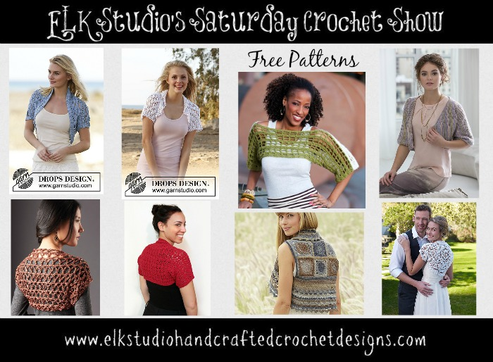 ELK Studio Saturday Crochet Show #39