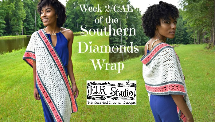 Southern Diamonds Wrap CAL/Week 2