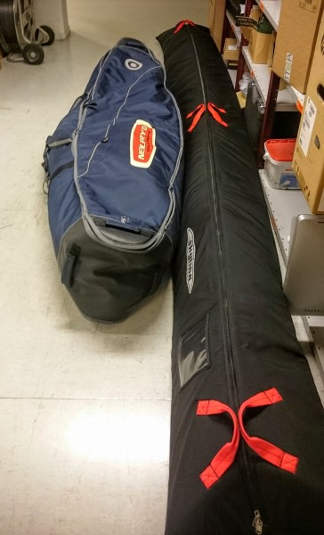 All padded and packed