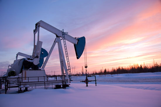 oil production freeze
