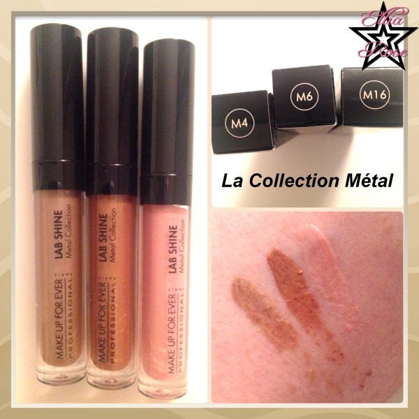 Metal collection MUFE
