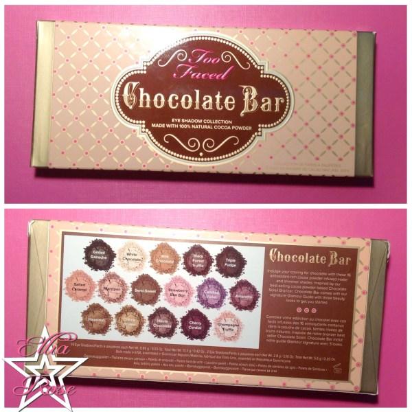 Chocolate Bar packagin