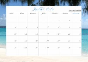 Juillet 2016 plage ER