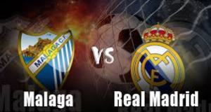 Málaga-Real Madrid