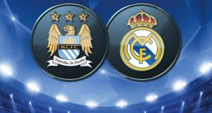 Man City Real Madrid