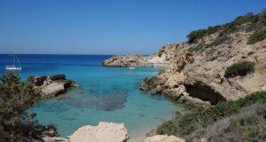 Ibiza playa ensueño