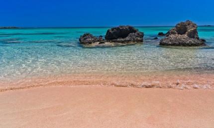 2. Elafonisi Beach, Greece