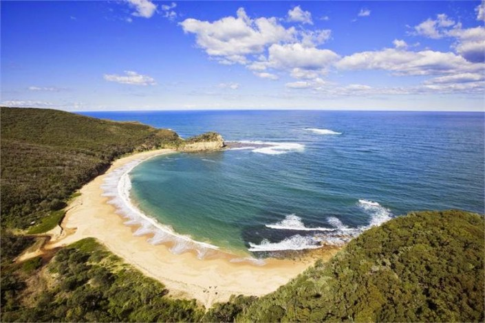Maitland Bay, New South Wales, Australia
