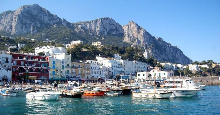Isola di Capri Italy