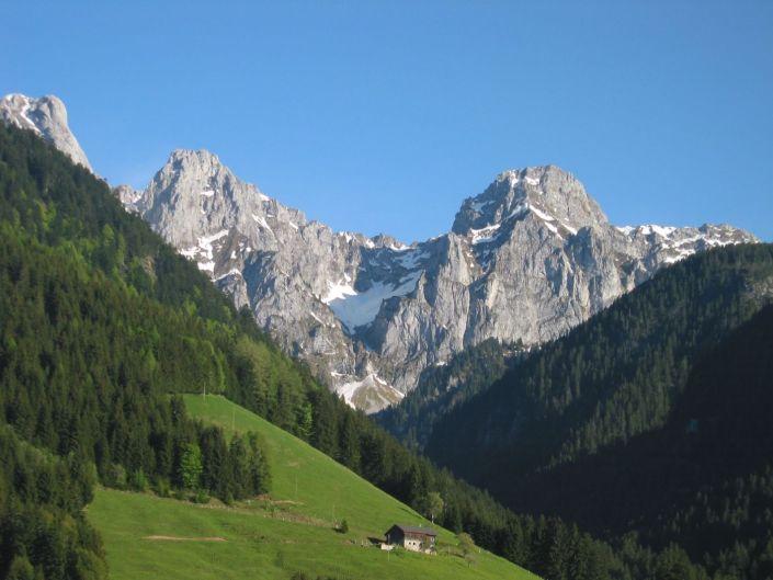 Central Swiss Alps, Switzerland