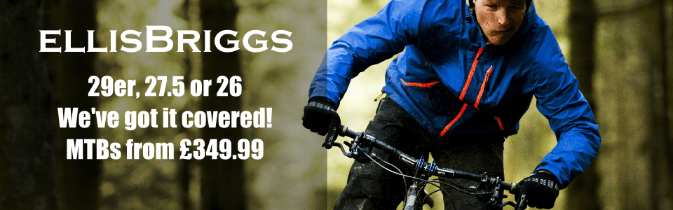 We've got Mountain Bikes Covered!