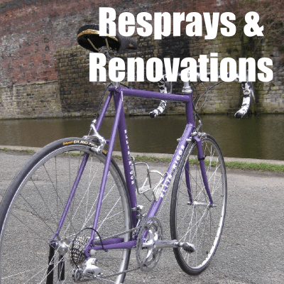 Resprays & Renovations