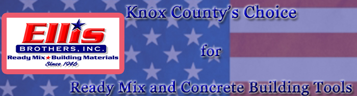 Ready Mix and Concrete Building Tools Knox