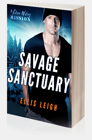 Savage Sanctuary Book Cover