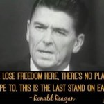 Ronald Reagan: 50th anniversary of speech that launched the conservative revolution