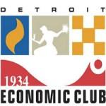 An Open Letter to the Detroit Economic Club