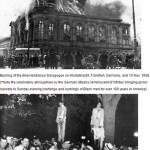 Kristallnacht, DemocratNacht