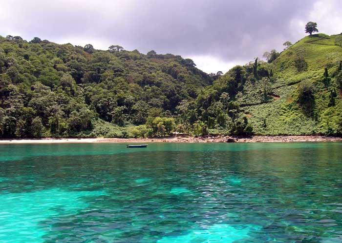 Radar que se instalará en la Isla del Coco ya está en suelo costarricense